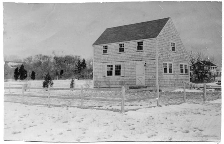 The Mazer House