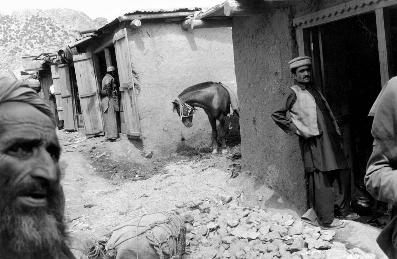 Terri Mangal, Pakistan, 1984; photograph