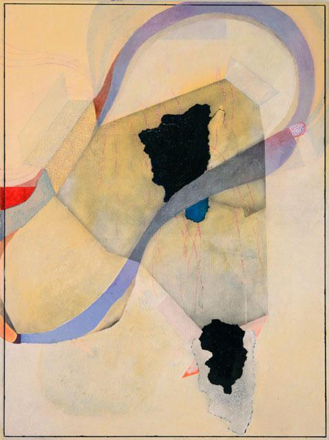 Final Painting: Black Places