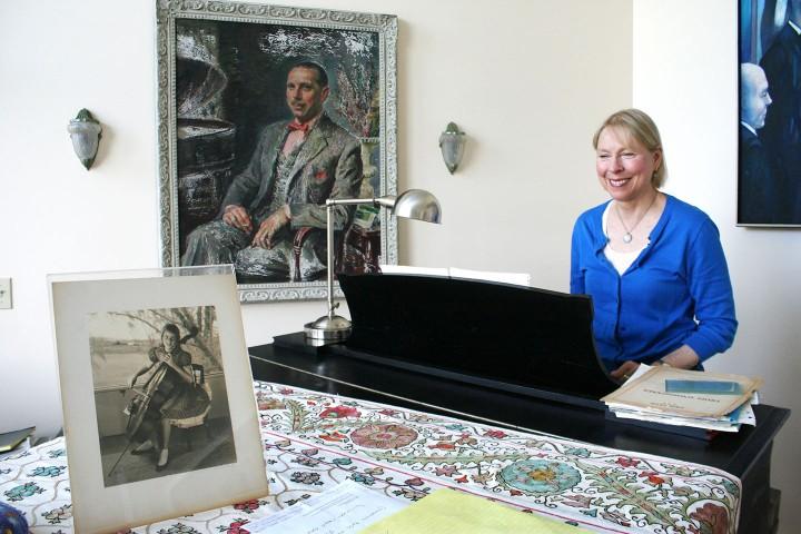 A Visit with Sarah Kernochan