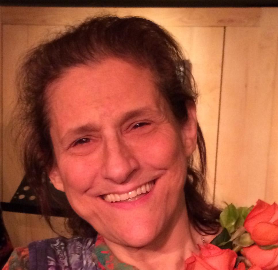 Marianne Goldberg. —Peter Simon
