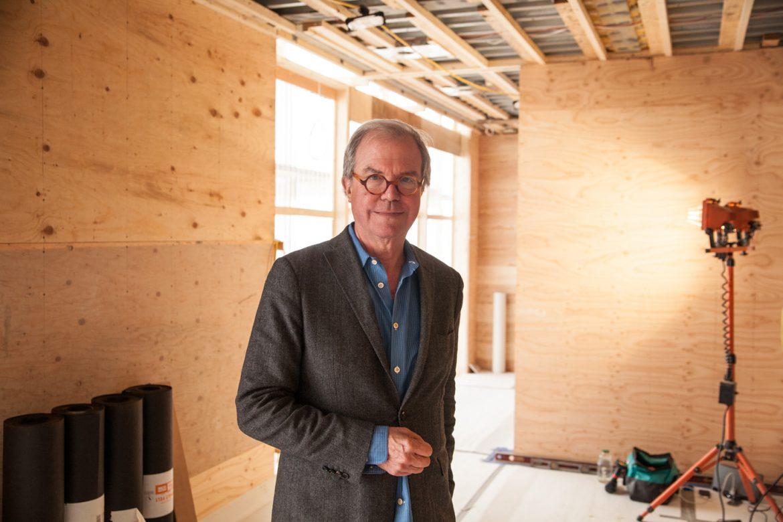 Nick Negroponte. —Sam Moore