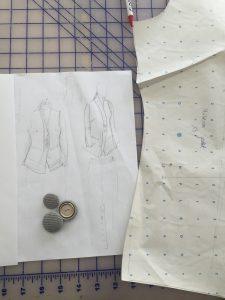 Stina's sketch.