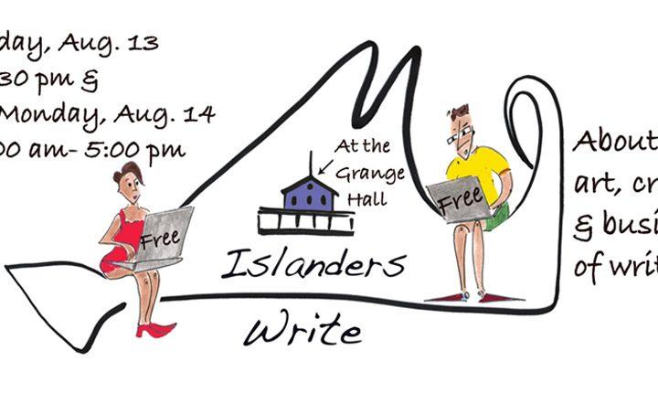 Islanders Write 2017