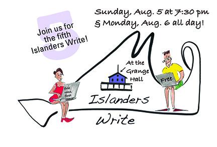 Islanders Write 2018