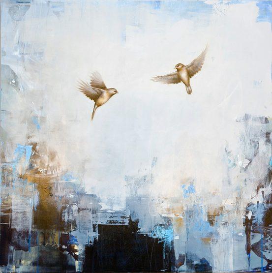 The Art of Jessica Pisano Takes Flight