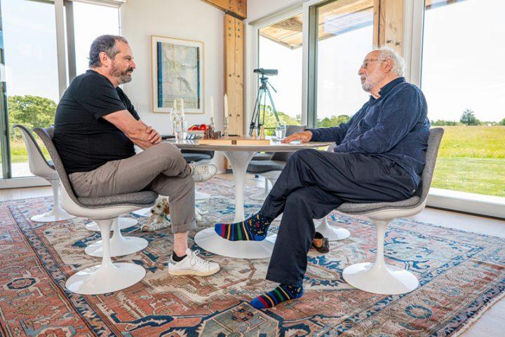 Conversation: David W. Rintels talks to The Queen's Gambit's Scott Frank